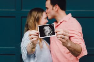 Couple expecting a baby